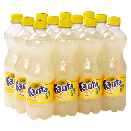 FANTA ICY LEMON 50CL  PET FLES