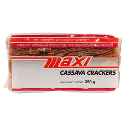 CASSAVE CRACKERS 4X4