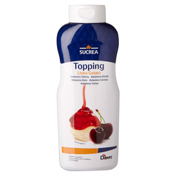 TOPPING AMARENA KERS  SUCREA