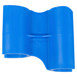 STEEL CLIP BLUE FOR HOTEL DUST PAN