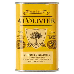 OLIVE OIL E.V. LEMON&GINGER