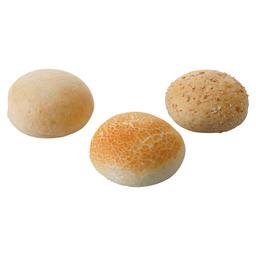 ASSORTIMENT MINI RONDE BROODJES 35G 60ST