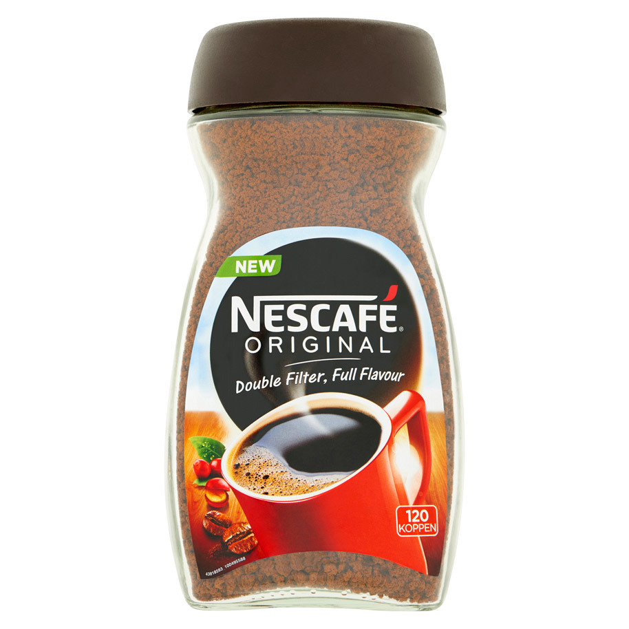 NESCAFE ORIGINAL INSTANT COFFE