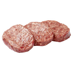 BUFFEL BURGER 10X3X105G DV
