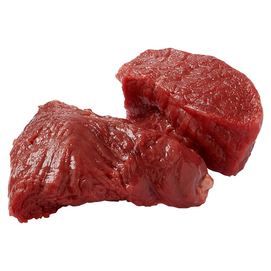 DEER STEAK 2X90 GR MONO PACK