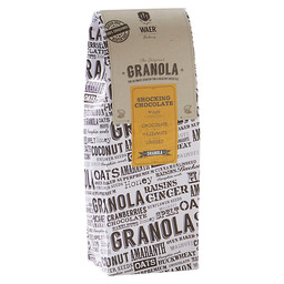 GRANOLA SHOCKING CHOCOLATE BIOLOGISCH GV