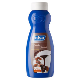 TOPPING CHOCOLADE ALSA