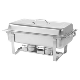 CHAFING DISH RVS 18/0 GN1/1 SINGLE PACK