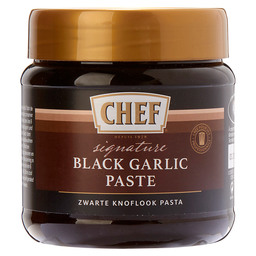 CHEF SIGNATURE PASTE BLACK GARLIC