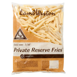 FRITES PRIVATE RESERVE 11X11MM