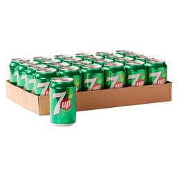 SEVEN-UP REGULAR 33CL