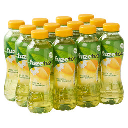 FUZE TEA GREEN MANGO CHAMOMILE PET 0,4L