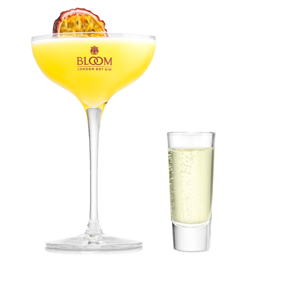 BLOOM PASSIONFRUIT & VANILLE GIN