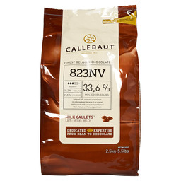 CHOC. COUVERTURE MILK SELECT 33,6 CACAO