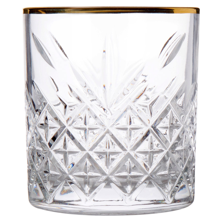 TUMBLER TIMELESS 35,5CL GOLD