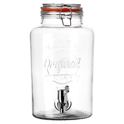 BEVERAGE DISPENSER   KILNER 8 LITER