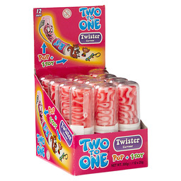 TWO TO ONE TWISTER