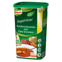 BEEF CONSOMME SUPERIEUR