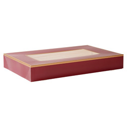 CATERING BX 55.7 CM RED BORDEAUX