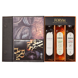 AZIJN FORUM GIFT SET 3X0,25CL