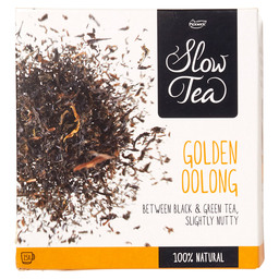 THEE GOLDEN OOLONG SLOW TEA