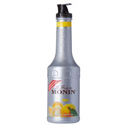 LE FRUIT DE MONIN YUZU PUREE