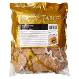 HAEHNCHENBURGER 100G GEGART TOPTABLE