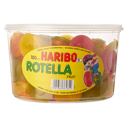 ROTELLA FRUIT HARIBO