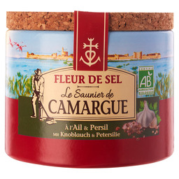 FLEUR DE SEL WITH GARLIC AND PARSLEY