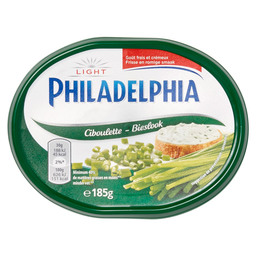 PHILADELPHIA LIGHT WITH CHIVE
