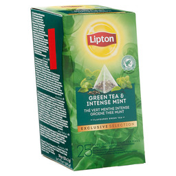 TEA GREEN MINT LIPTON EXCL. SELECT