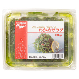 JAPAN WAKAME SALAD SEAWEED SALAD DV