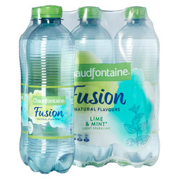 FUSION LIME & MINT 50CL PET