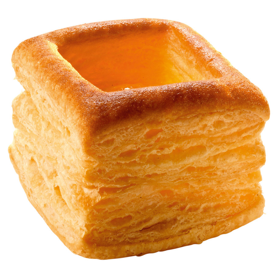 PFUFF PASTRY SHELL SQUARE