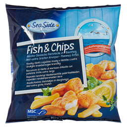 FISH & CHIPS DV