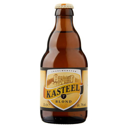 KASTEELBIER BLOND 33CL