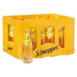 SCHWEPPES TONIC 25CL GLAS