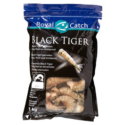 GARNELEN 16/20 EASY PEEL BLACK TIGER