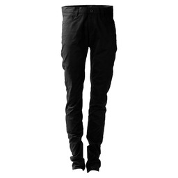 KOKSBROEK STRETCH SKINNY ZWART  34