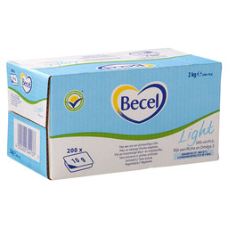 MARGARINE BECEL38 10G LOWFAT LACTOSEFREE