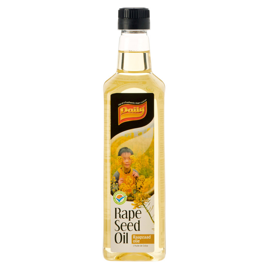RAPE SEED OIL DAILY