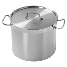 SAUCE PAN WITH LID HIGH 32CM *SELECT CS*