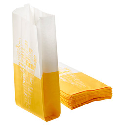 SNACK BAG 3 POUND COLOUR-NR.29 YELLOW
