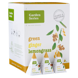 THEE GREEN TEA LEMONGRASS GINGER 2GR