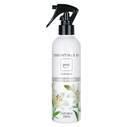 CREAM SPRAY WHITE LILY