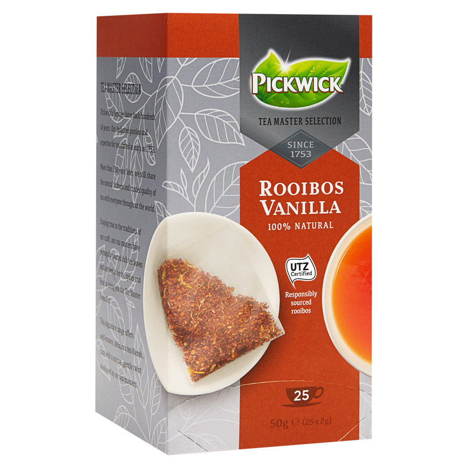 THEE ROOIBOS VANILLA MASTER SELECTION