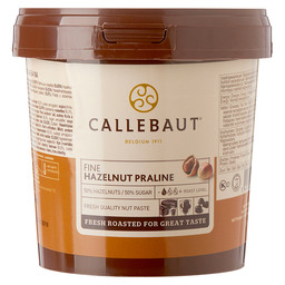 HAZELNUT PASTE (PRALINÉ)