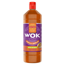 WOKSAUCE CHILLI GARLIC ASIAN NATURALS