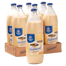 COFFEE MILK HALVAMEL 1 L BOTTLES