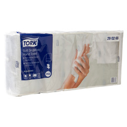 TORK ADVANCED HANDDOEK Z-VOUW 2-LGS